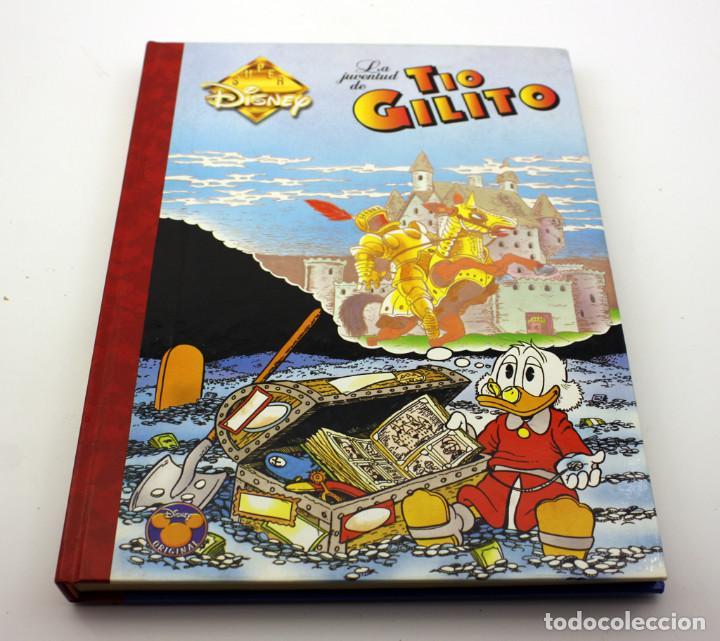 SUPER DISNEY Nº6 - LA JUVENTUD DE TIO GILITO - EDICIONES B - MUY BUEN ESTADO (Tebeos y Comics - Ediciones B - Otros)