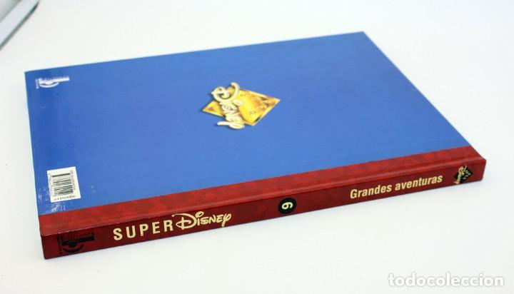 Cómics: SUPER DISNEY Nº6 - LA JUVENTUD DE TIO GILITO - EDICIONES B - MUY BUEN ESTADO - Foto 3 - 147929886