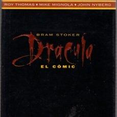 Cómics: DRÁCULA DE BRAM STOKER ADAPTACIÓN OFICIAL DE LA PELÍCULA DE F F COPPOLA ROY THOMAS MIKE MIGNOLA. Lote 148019858