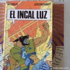 Cómics: EL INCAL LUZ, JOHN DIFOOL, 1990. Lote 148079382