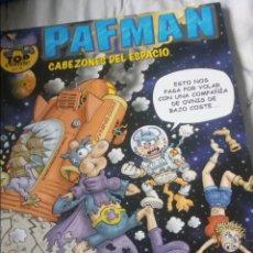 Cómics: PAFMAN. TOP COMIC 4. CABEZONES DEL ESPACIO. CERA. EDICIONES B.. Lote 148153814
