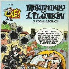 Cómics: COLECCIÓN OLÉ 196, MORTADELO Y FILEMÓN, 2014, EDICIONES B, MUY BUEN ESTADO. Lote 148156118
