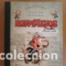 Cómics: ROMPETECHOS EDICION INTEGRAL PRIMERA PARTE (F. IBAÑEZ) EDICIONES B - IMPECABLE - OFI15T. Lote 148506178