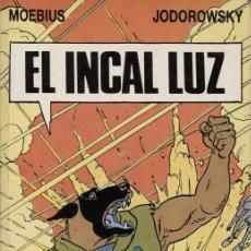 Cómics: DRAGON POCKET EDICIONES B JODOROWSKY MOEBIUS LOTE 3 Nº.. Lote 148725994