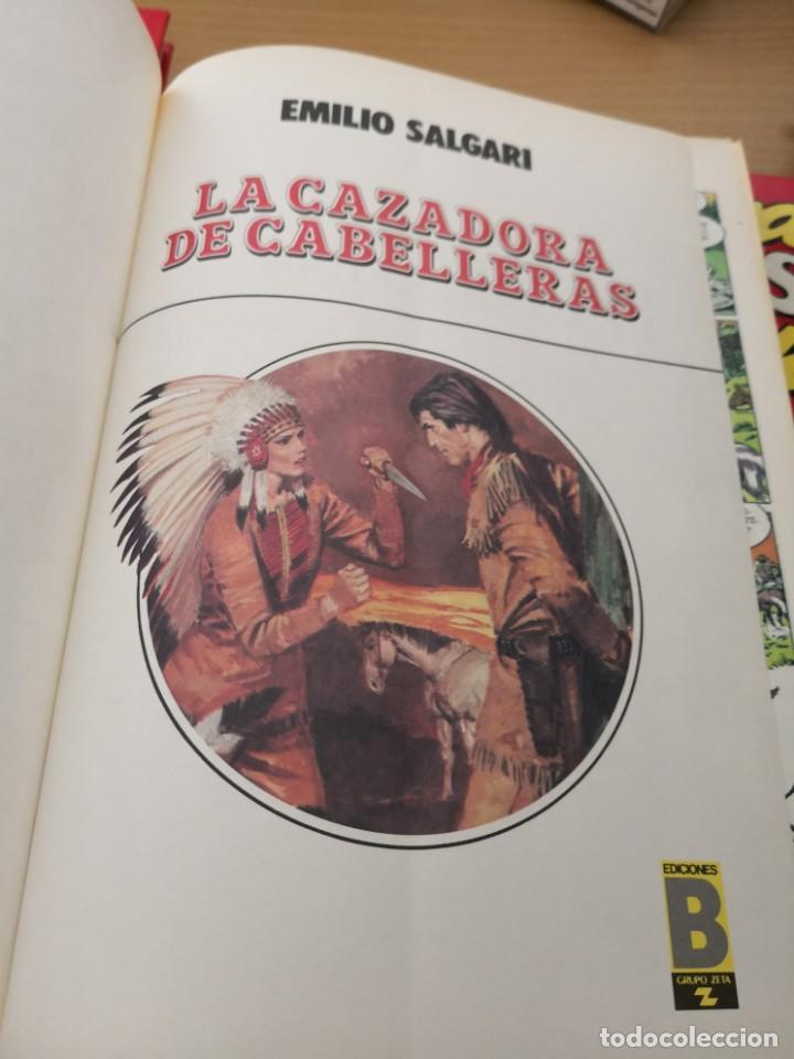 Cómics: AVENTURAS CLÁSICAS ILUSTRADAS - COLECCIÓN COMPLETA DE 5 TOMOS DE EDICIONES B. (1988) - Foto 5 - 184312710
