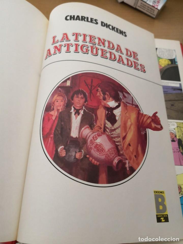 Cómics: AVENTURAS CLÁSICAS ILUSTRADAS - COLECCIÓN COMPLETA DE 5 TOMOS DE EDICIONES B. (1988) - Foto 6 - 184312710