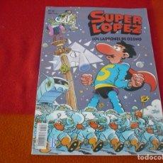 Cómics: SUPER LOPEZ LOS LADRONES DE OZONO ( JAN ) ¡BUEN ESTADO! EDICIONES B. Lote 149202310