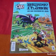 Cómics: MORTADELO Y FILEMON Nº 31 LOS QUE VOLVIERON DE ALLA ( IBAÑEZ ) ¡MUY BUEN ESTADO! OLE . Lote 149202358