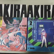 Cómics: AKITA KATSUHIRO TOMO 1 Y 2 EDICIONES B. Lote 150282088