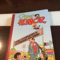 Cómics: SÚPER HUMOR ZIPI ZAPE 5 PRIMERA EDICIÓN 1994. Lote 150607478