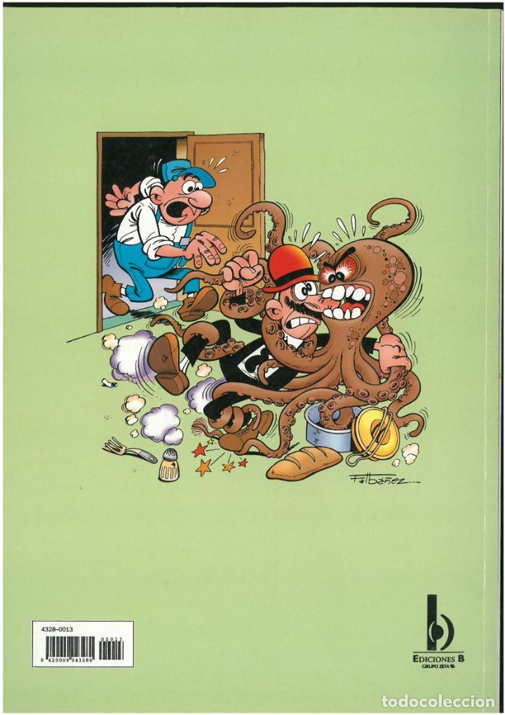 Cómics: PEPE GOTERA Y OTILIO Nº 13. FORMATO GRANDE. EDICIONES B. C-13 - Foto 2 - 150649734