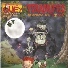 Cómics: EL TERRORIFICO MUNDO DE BOBBY Nº 1. COLECCION OLE. FORMATO GRANDE. EDICIONES B. C-14. Lote 150676534