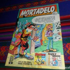 Cómics: MORTADELO Nº 3 DISFRAZADO DE CAPITÁN TRUENO EN PORTADA. EDICIONES B 1987. 140 PTS.. Lote 150708630