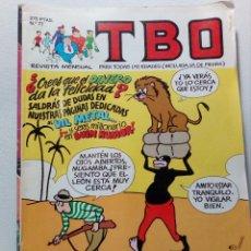 Cómics: TBO NÚMERO 77 DE EDICIONES B. Lote 150829858
