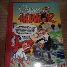 Comics: SUPER HUMOR - MORTADELO Y FILEMON - TOMO 16.. Lote 150932326
