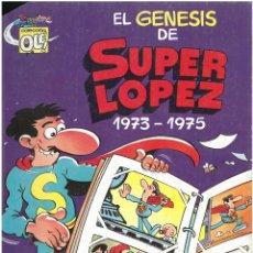 Cómics: SUPER LOPEZ Nº 13. EL GENESIS . EDICIONES B. C-6. Lote 151033250