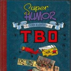 Cómics: SUPER HUMOR GRANDES MAESTROS DEL TBO EDICIONES B. Lote 151143218