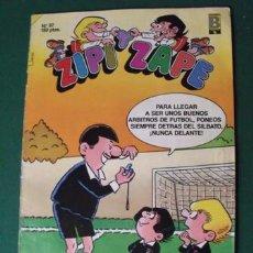Cómics: COMIC TEBEO ZIPI Y ZAPE Nº 97 - EDICIONES B - 1987. Lote 151174326