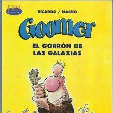 Cómics: GOOMER 2: EL GORRÓN DE LAS GALAXIAS, 2000, EDICIONES B, MUY BUEN ESTADO. COLECCIÓN A.T.. Lote 151185458