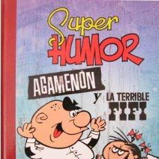 Cómics: SUPER HUMOR CLÁSICOS: AGAMENÓN Y LA TERRIBLE FIFI. Lote 151233258