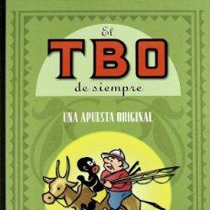 Cómics: EL TBO DE SIEMPRE: UNA APUESTA ORIGINAL. Lote 151233810