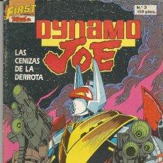 Cómics: DYNAMO JOE FIRST COMICS EDICIONES B Nº 3. Lote 151270502