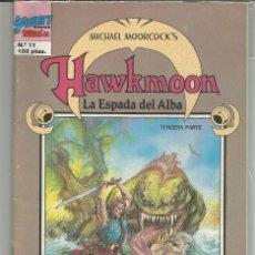 Cómics: HAWKMOON FIRST COMICS EDICIONES B Nº 11. Lote 151272434
