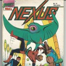 Cómics: NEXUS FIRST COMICS EDICIONES B Nº 2. Lote 151273046