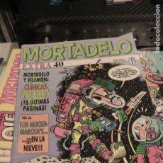 Cómics: MORTADELO EXTRA 40. EDICIONES B, 1992.. Lote 151293670