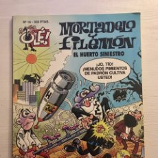 Cómics: MORTADELO Y FILEMÓN. Lote 151304170