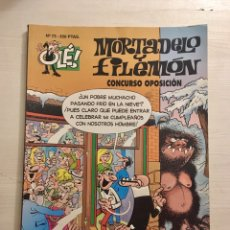 Cómics: MORTADELO Y FILEMÓN. Lote 151304274