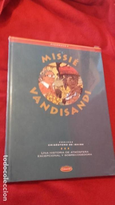 MISSIE VANDISANDI - HERMANN - LOS LIBROS DE CO&CO 8 - CARTONE (Tebeos y Comics - Ediciones B - Otros)