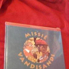 Cómics: MISSIE VANDISANDI - HERMANN - LOS LIBROS DE CO&CO 8 - CARTONE. Lote 151574562