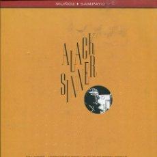 Cómics: MUÑOZ. SAMPAYO. ALACK SINNER. EDICIONES B CO&CO. 1993. NUEVO PRECINTADO. Lote 151872318