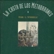 Cómics: JODOROWSKY. J.GIMÉNEZ. LA CASTA DE LOS METABARONES. OTHON. ED B CO&CO. 1993. NUEVO PRECINTADO. Lote 151872982