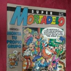 Cómics: SUPER MORTADELO. Nº 103. EDICIONES B.. Lote 151899218