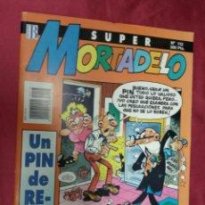 Cómics: SUPER MORTADELO. Nº 113. EDICIONES B.. Lote 151899278