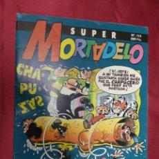 Cómics: SUPER MORTADELO. Nº 114. EDICIONES B.. Lote 151899350