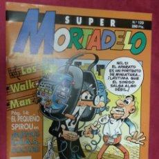 Cómics: SUPER MORTADELO. Nº 123. EDICIONES B. . Lote 151899710