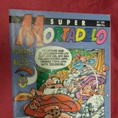 Cómics: SUPER MORTADELO. Nº 125. EDICIONES B. . Lote 151902382