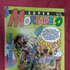 Cómics: SUPER MORTADELO. Nº 127. EDICIONES B. . Lote 151902674