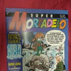 Cómics: SUPER MORTADELO. Nº 128. EDICIONES B. . Lote 151902746