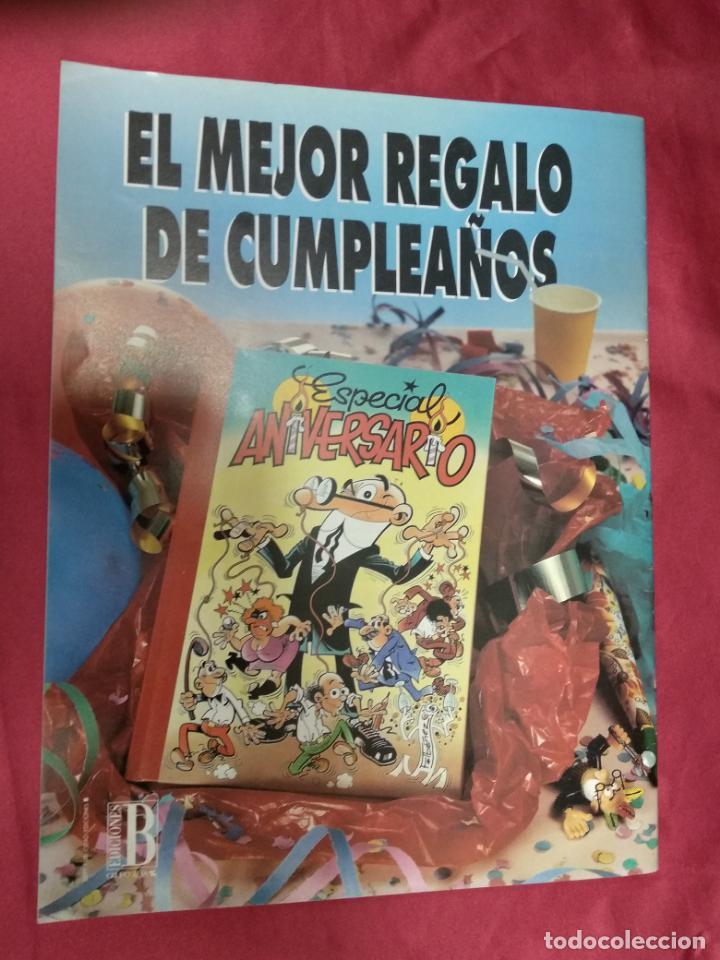 Cómics: SUPER MORTADELO. Nº 128. EDICIONES B. - Foto 2 - 151902746