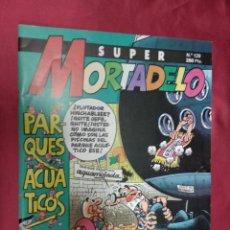 Cómics: SUPER MORTADELO. Nº 129. EDICIONES B. . Lote 151902810