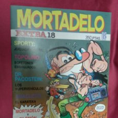Cómics: MORTADELO EXTRA . Nº 18. EDICIONES B.. Lote 151903494