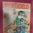 Cómics: MORTADELO EXTRA . Nº 20. EDICIONES B. . Lote 151903562