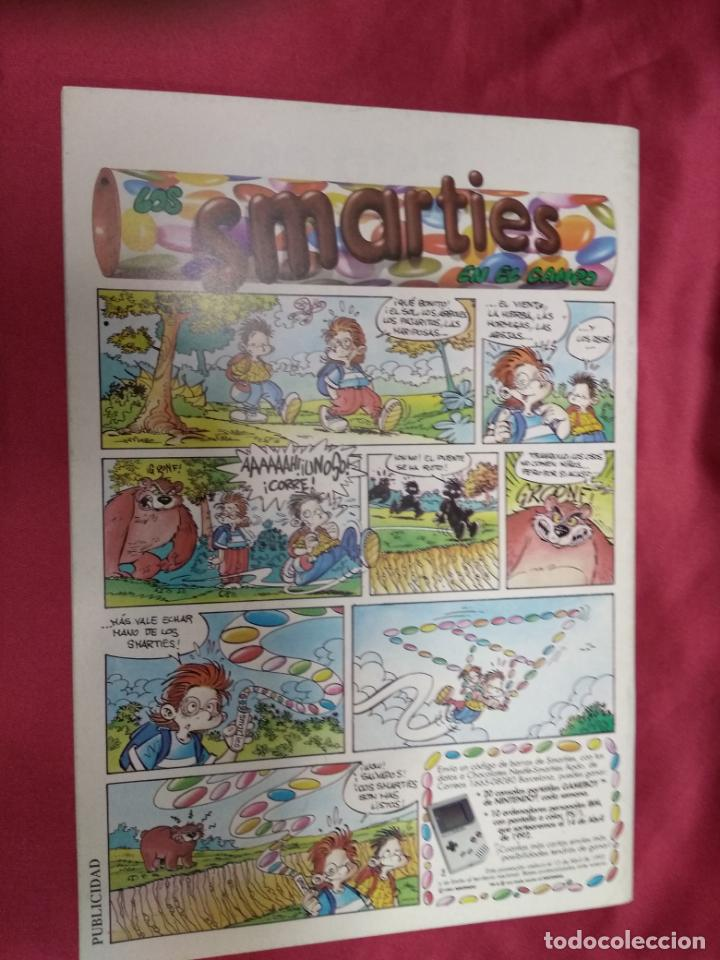 Cómics: MORTADELO EXTRA . Nº 20. EDICIONES B. - Foto 2 - 151903562