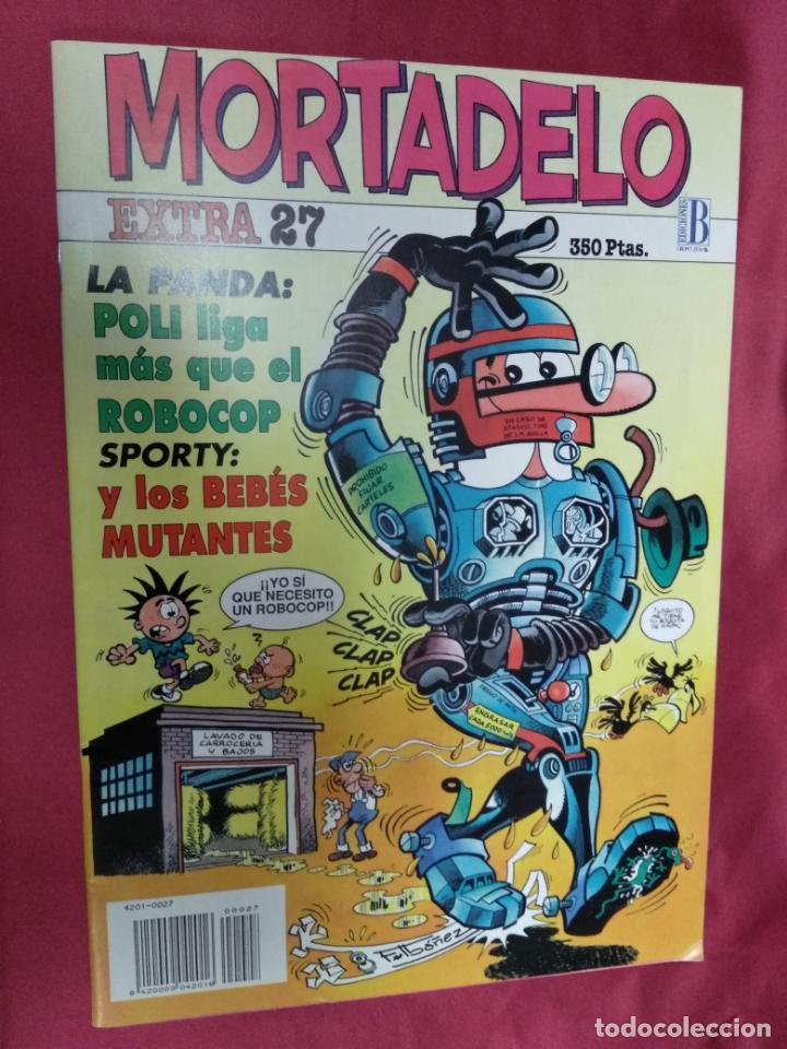 MORTADELO EXTRA . Nº 22. EDICIONES B. (Tebeos y Comics - Ediciones B - Humor)