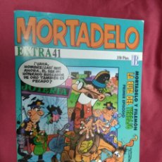 Cómics: MORTADELO EXTRA . Nº 41. EDICIONES B.. Lote 151903906