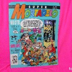 Cómics: SUPER MORTADELO Nº 104 DEL 1992.. Lote 151991306